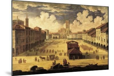 Italy--Mounted Giclee Print