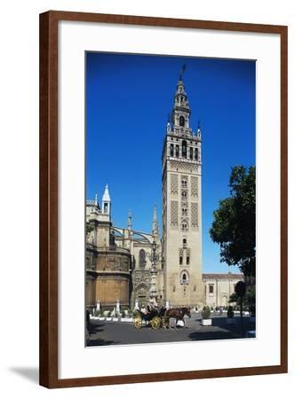 La Giralda--Framed Giclee Print