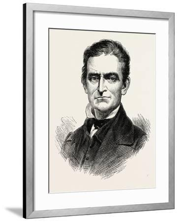 John Brown--Framed Giclee Print