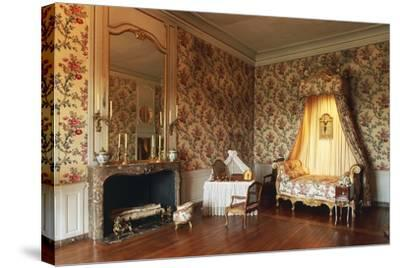 Louis Xv-Style Room--Stretched Canvas Print