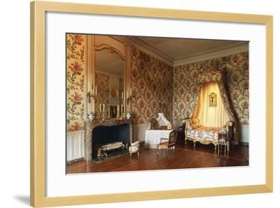 Louis Xv-Style Room--Framed Photographic Print
