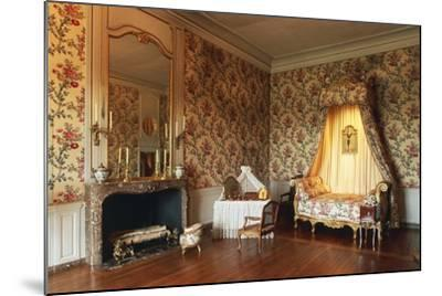 Louis Xv-Style Room--Mounted Photographic Print