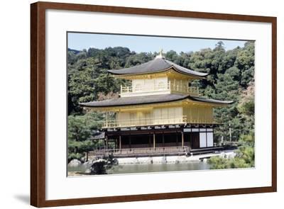 Kinkakuji--Framed Giclee Print