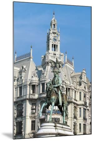 Liberdade Square (Liberty or Freedom Square)--Mounted Photographic Print