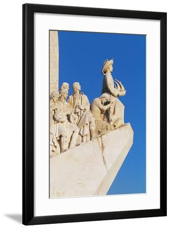 Monument to Discoveries (Monument to the Discoveries)--Framed Photographic Print
