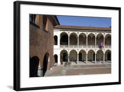 Palace of Guild (13th Century)--Framed Photographic Print