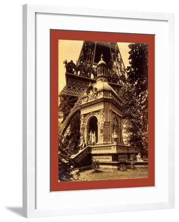 Pavilion Perusson--Framed Giclee Print