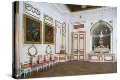 Room in the Seremetev Palace--Stretched Canvas Print