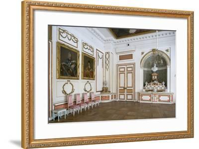 Room in the Seremetev Palace--Framed Photographic Print