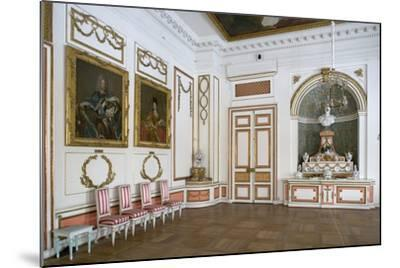 Room in the Seremetev Palace--Mounted Photographic Print