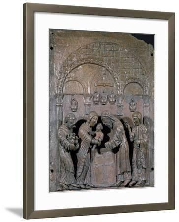 Presentation in Temple--Framed Giclee Print