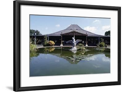 Pura Mangkunegaran--Framed Giclee Print