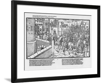 Sir Henry Sidney--Framed Giclee Print