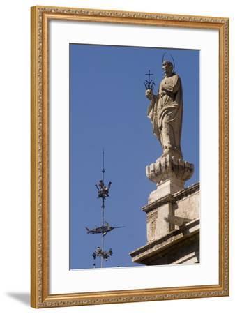 St Francis Borgia--Framed Photographic Print