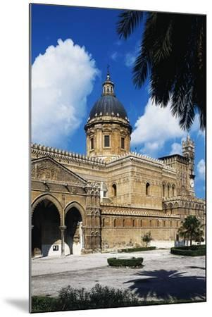 Side View of Cathedral of Assumption of Blessed Virgin Mary--Mounted Photographic Print