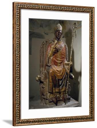 Saint Zeno--Framed Giclee Print
