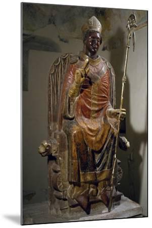 Saint Zeno--Mounted Giclee Print