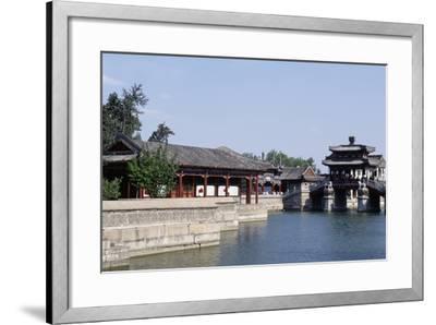 Summer Palace (Unesco World Heritage List--Framed Giclee Print