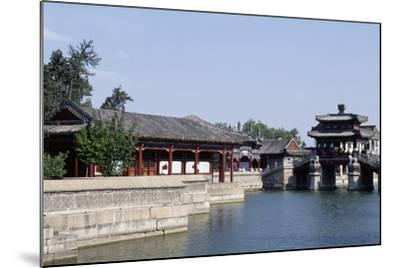 Summer Palace (Unesco World Heritage List--Mounted Giclee Print