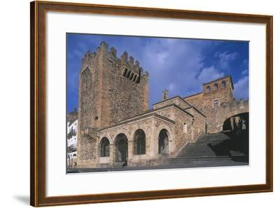 Star Archway--Framed Photographic Print