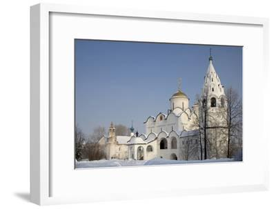 The Cathedral (1510-1518) and the Convent of the Intercession--Framed Photographic Print