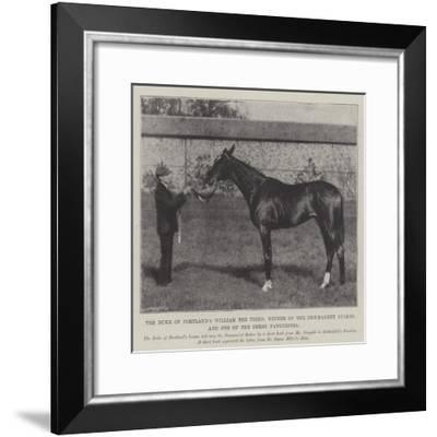The Duke of Portland's William the Third--Framed Giclee Print