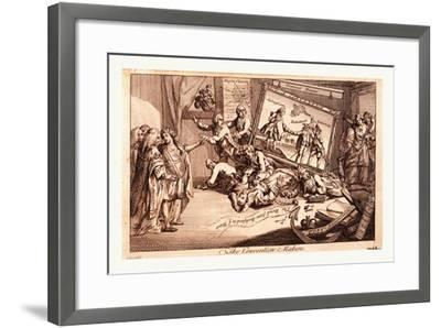 The Convention Makers--Framed Giclee Print