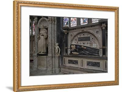 The Funerary Monument to Thomas Machly--Framed Photographic Print