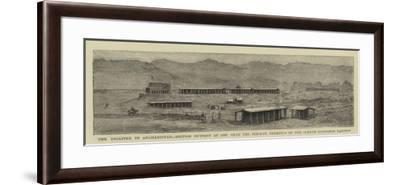 The Disaster in Afghanistan--Framed Giclee Print