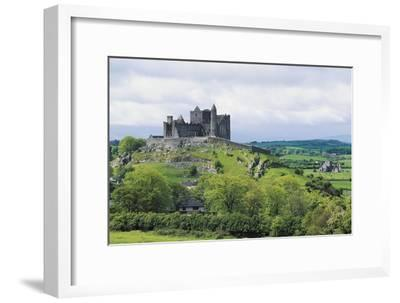 The Rock of Cashel--Framed Photographic Print