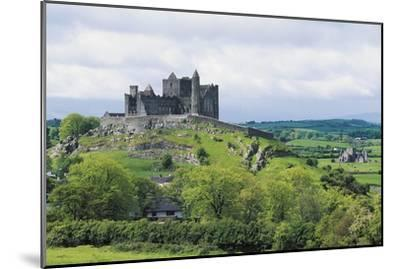 The Rock of Cashel--Mounted Photographic Print