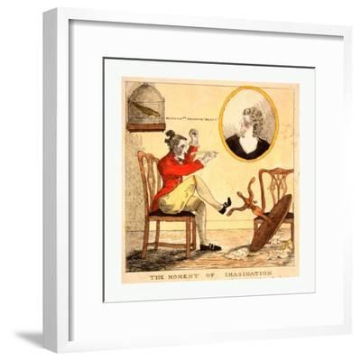 The Moment of Imagination--Framed Giclee Print