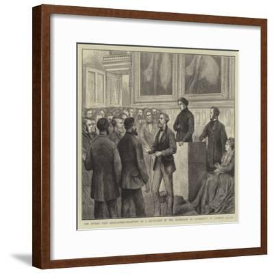 The Sunday Rest Association--Framed Giclee Print
