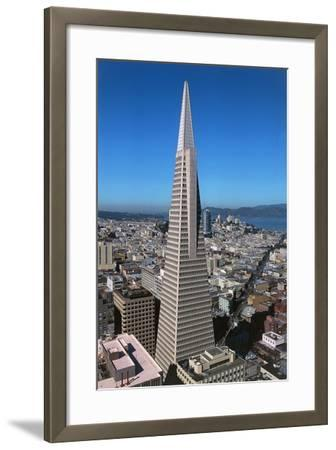 Transamerica Pyramid--Framed Photographic Print
