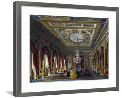 Throne Room--Framed Giclee Print