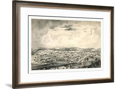 View of Worcester--Framed Giclee Print