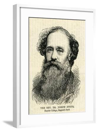Joseph Angus (1816-1902) Illustration from 'The Graphic' 10th July, 1875--Framed Giclee Print