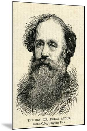 Joseph Angus (1816-1902) Illustration from 'The Graphic' 10th July, 1875--Mounted Giclee Print