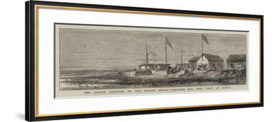 The Latest Addition to the British Empire, Walvisch Bay, West Coast of Africa--Framed Giclee Print