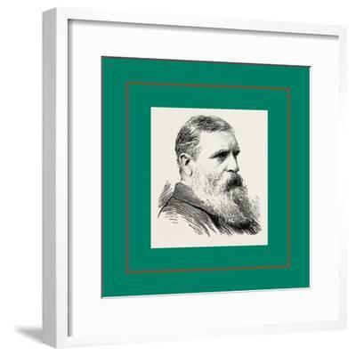 Mr. William Boutcher Kensington, London, UK, Britain, United Kingdom, U.K., Great Britain--Framed Giclee Print