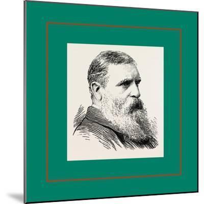 Mr. William Boutcher Kensington, London, UK, Britain, United Kingdom, U.K., Great Britain--Mounted Giclee Print