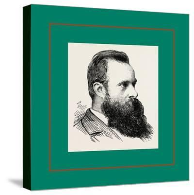 Mr. William Shepherd Bermondsey, London, UK, Britain, United Kingdom, U.K., Great Britain--Stretched Canvas Print