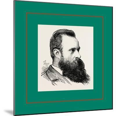 Mr. William Shepherd Bermondsey, London, UK, Britain, United Kingdom, U.K., Great Britain--Mounted Giclee Print