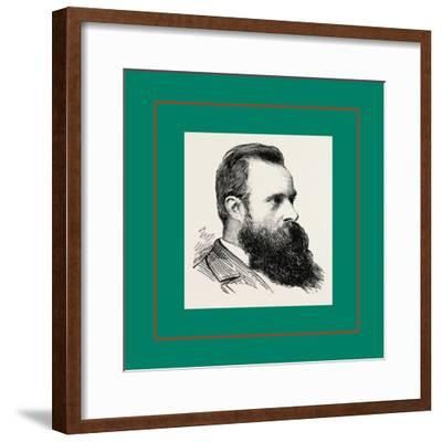 Mr. William Shepherd Bermondsey, London, UK, Britain, United Kingdom, U.K., Great Britain--Framed Giclee Print