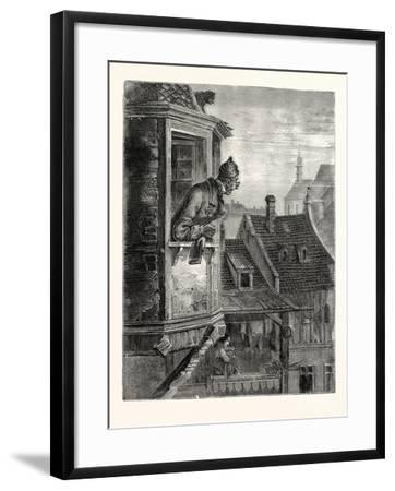 Raptures of Music, Where Should This Music Be, in the Air or in the Earth? Shakespeare--Framed Giclee Print
