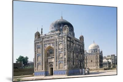 Tombs of Talpur Mirs, Hyderabad Sindh Region of Pakistan, 19th Century--Mounted Giclee Print