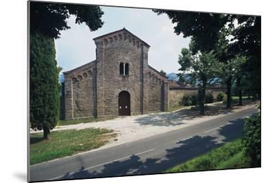 Abbey of St John the Baptist in Valsenio, 10th-11th Century, Casola Valsenio, Emilia-Romagna, Italy--Mounted Photographic Print