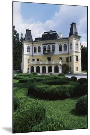 Betliar Manor House, Originally from 15th Century and Renovated in 19th Century, Slovakia--Mounted Photographic Print