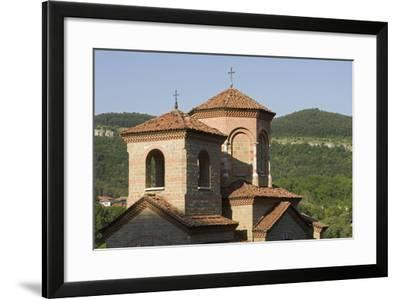 Towers of Church of St Demetrius of Thessaloniki, Founded in 1185, Veliko Tarnovo, Bulgaria--Framed Photographic Print