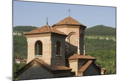 Towers of Church of St Demetrius of Thessaloniki, Founded in 1185, Veliko Tarnovo, Bulgaria--Mounted Photographic Print